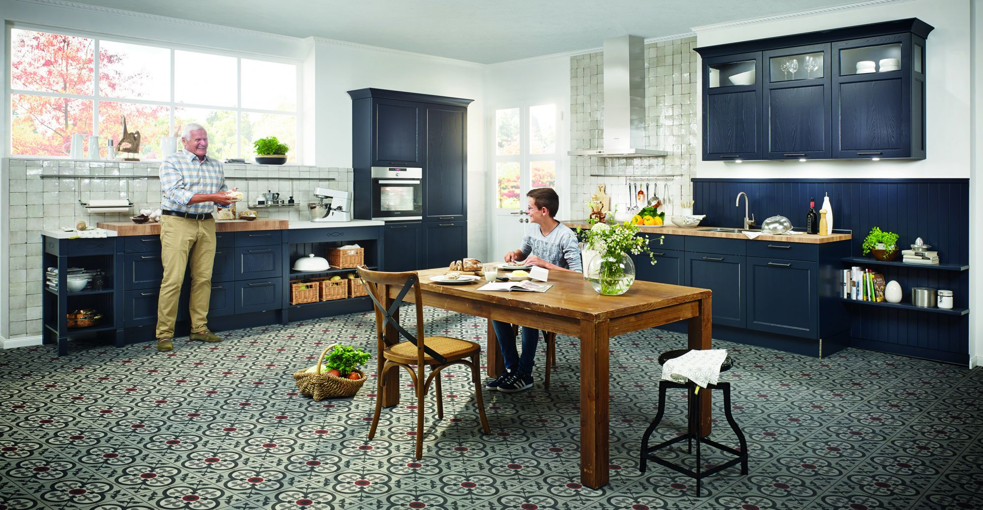 Charmant Crowthorne Kitchens